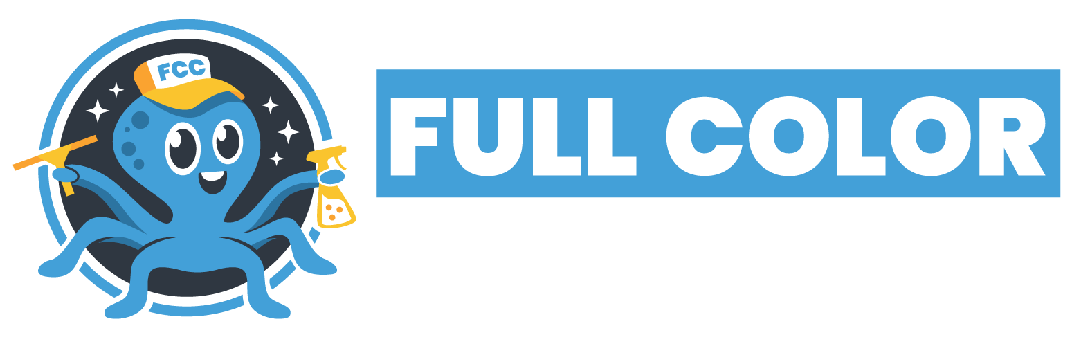 Full Color Cleaners Footer Logo New 2021