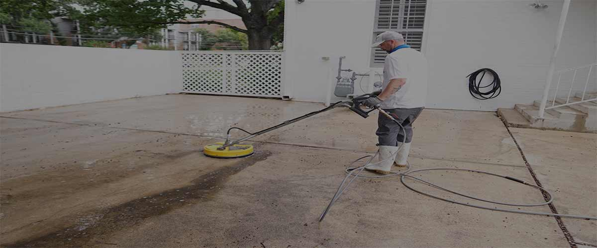 The 5 Benefits of pressure washing your home