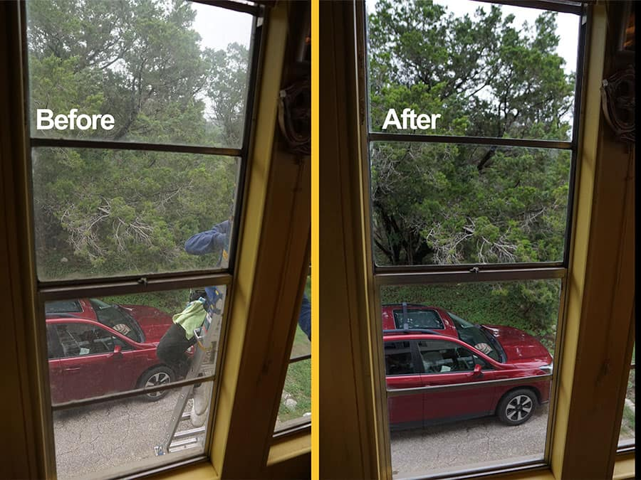 Window Cleaning Plugerville TX