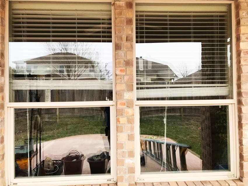 window cleaning leander tx after windows are clean and sparkling shiny